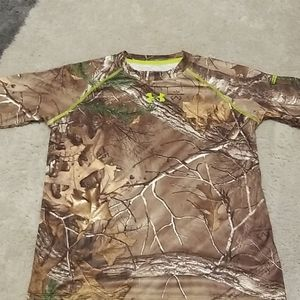 Under Armour  realtree came active shirt